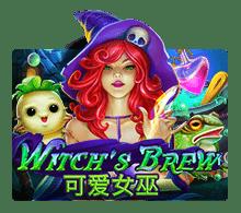 SLOTXO เกมส์ Witch's Brew